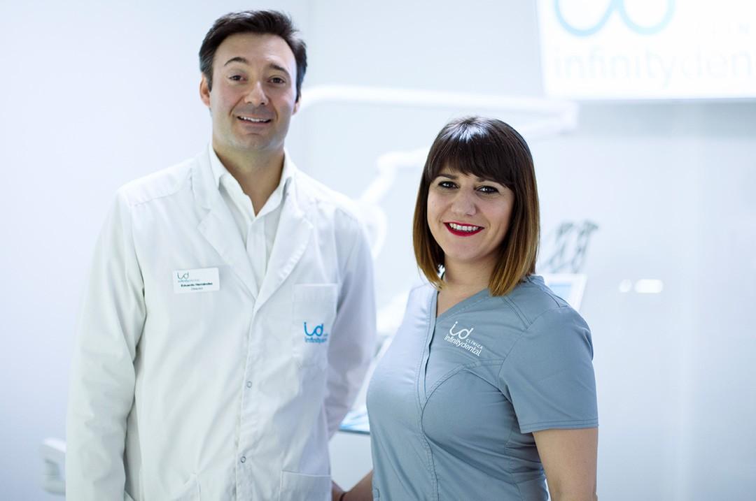 Clínica dental Infinity Madrid