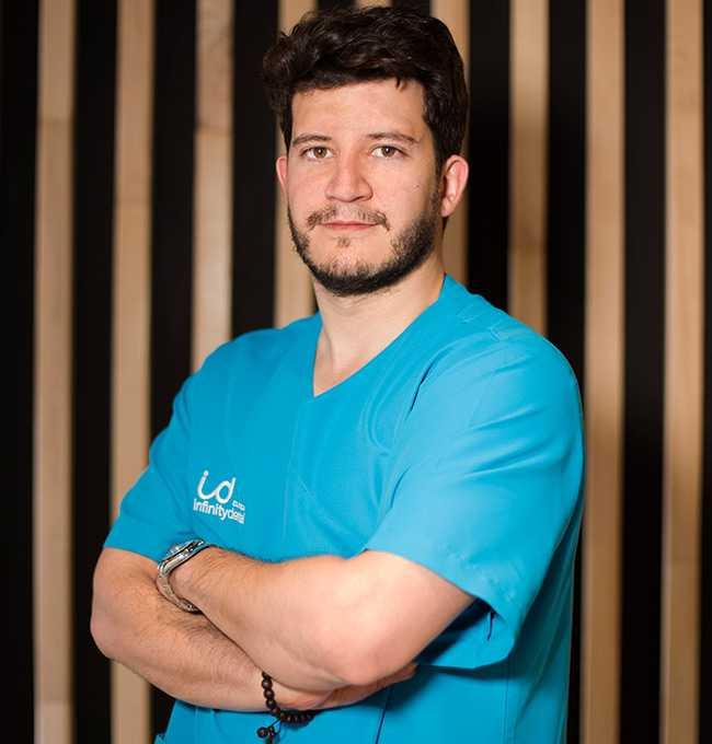 Dr. Luis Manteca Fernández - Endodoncia