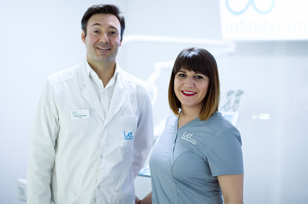 Clínica dental Infinity Madrid